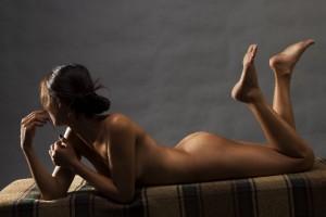 ヌードの女性17